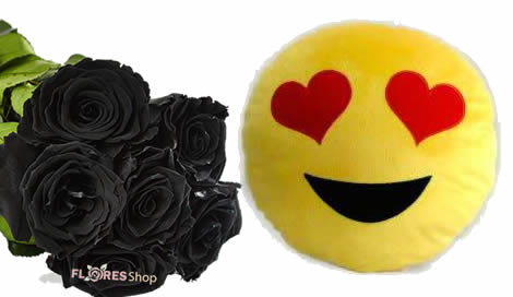 3298  BLACK AND FULL OF LOVE