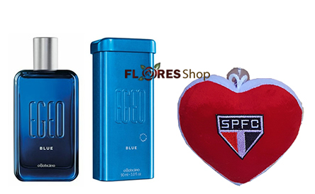 4145  Perfume given with the heart